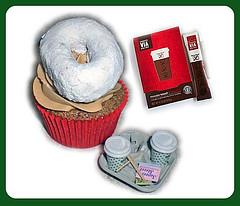 Starbucks VIA Italian Roast Cupcakes