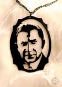 Bela Lugosi halloween necklace etsy