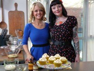 Cooking Channel Kelsey Nixon Natalie Slater Bake and Destroy