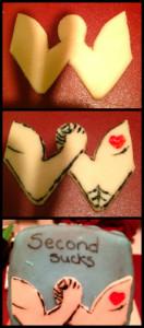 arm wrestling cookies