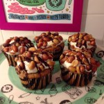 vegan candy bar cupcakes