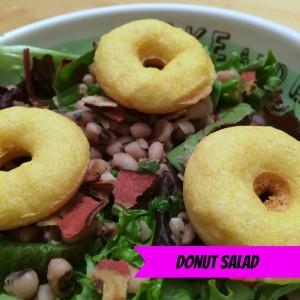 donut salad