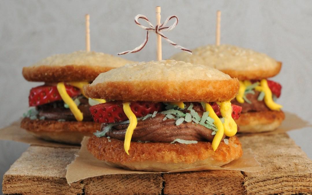 BurgerTime Whoopie Pie Recipe
