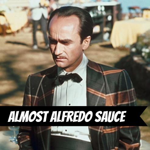 Vegan Casseroles: Almost Alfredo Sauce