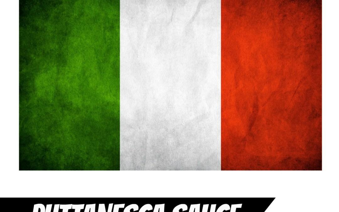 Puttanesca Sauce from Crossroads by Tal Ronnen