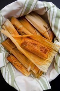 red-chile-jackfruit-tamales