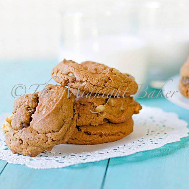 Drop Gingerbread Cookies