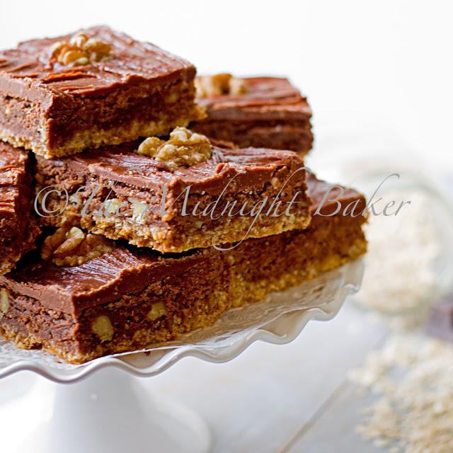 Tri-Level Brownies