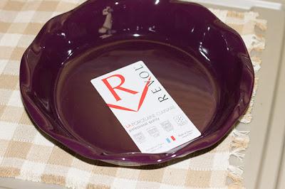 Revol Pie Plate
