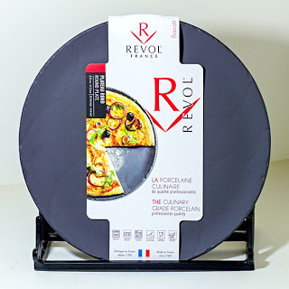 Revol Basalt Round 12-inch Platter