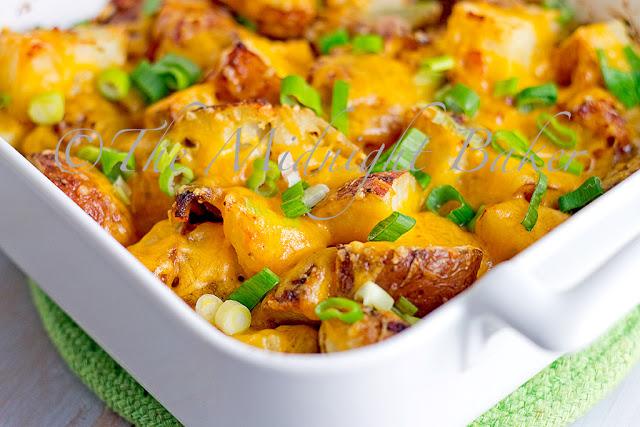 Bacon Ranch Potatoes