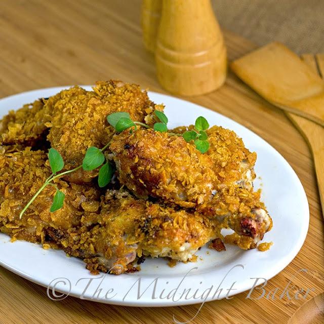Crispy Cajun Chicken
