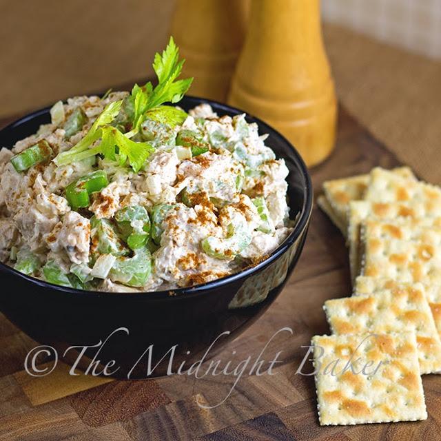 Creole Chicken Salad