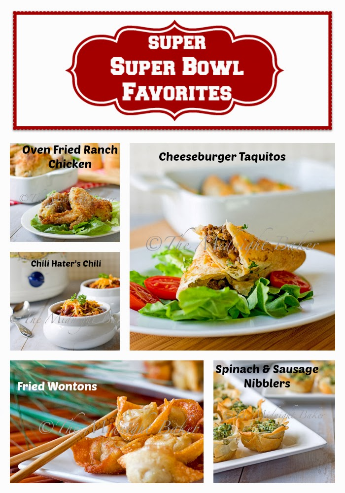 Super Bowl Favorites #SuperBowl #PartyFood #appetizers #SuperBowlParties