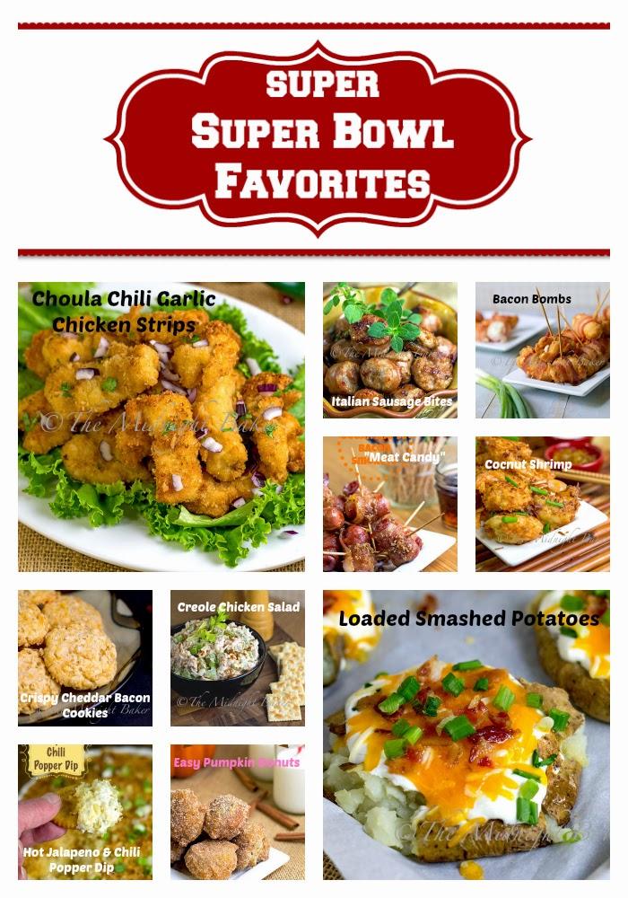 Super Bowl Favorite Recipes #SuperBowl #SuperBowlParty #recipes