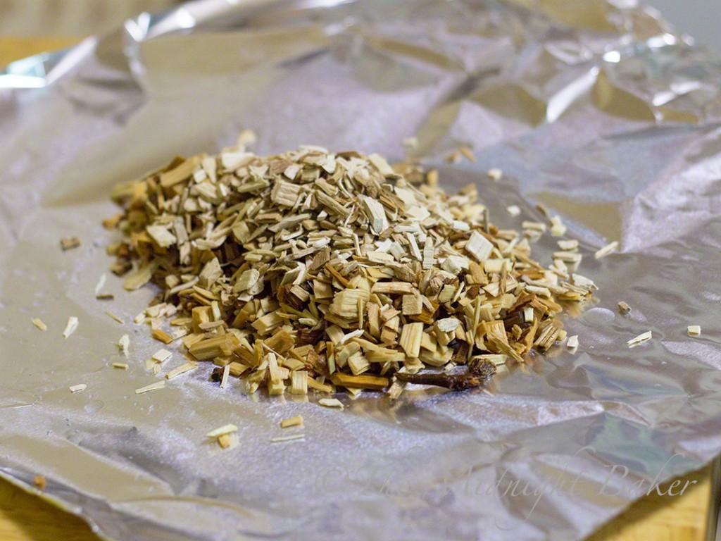 Preparing Pouch for Smoking #gasgrill #smokedfoods #smoker