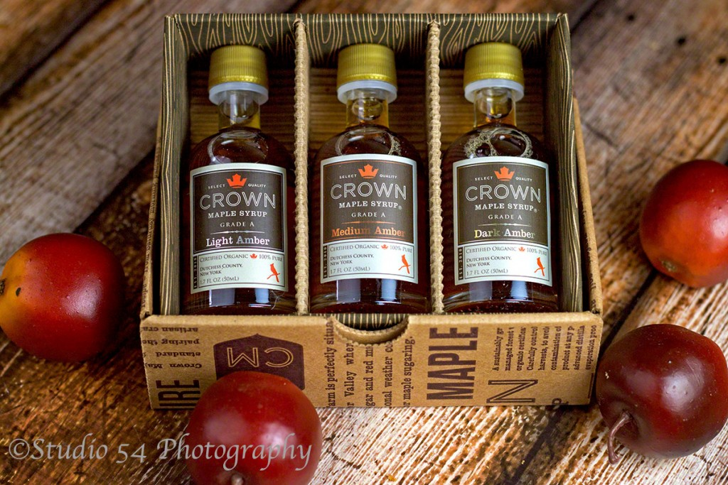 Crown Maple Sampler | bakeatmidnite.com | #crownmaple #maplesyrup