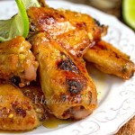 Garlic Lime Wings
