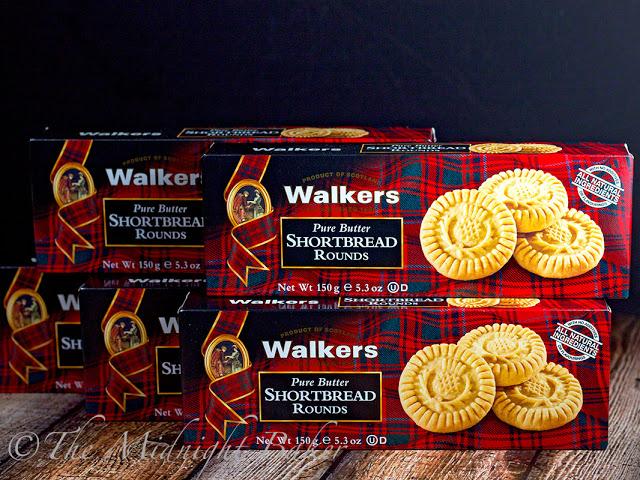 Walkers Shortbread Rounds #WalkersShortbread #ad