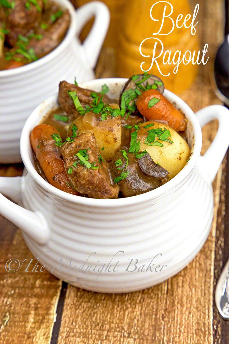 Beef Ragout