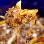 Sausage & Eggplant Baked Ziti