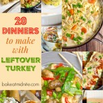 20 Recipes for Leftover Turkey