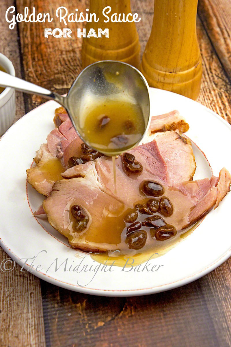Raisin Sauce for Ham