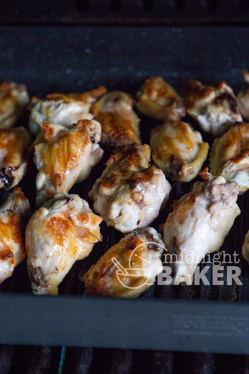 There are many ways to prepare the wings--BBQ, baked or deep fried