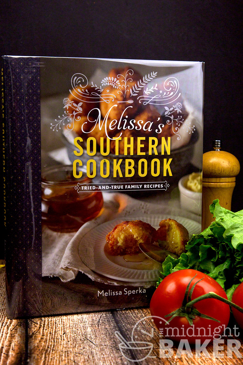 Chock full of time-tested family recipes from Melissa Sperka, the genius behind Melissa's Southern-Style Kitchen!