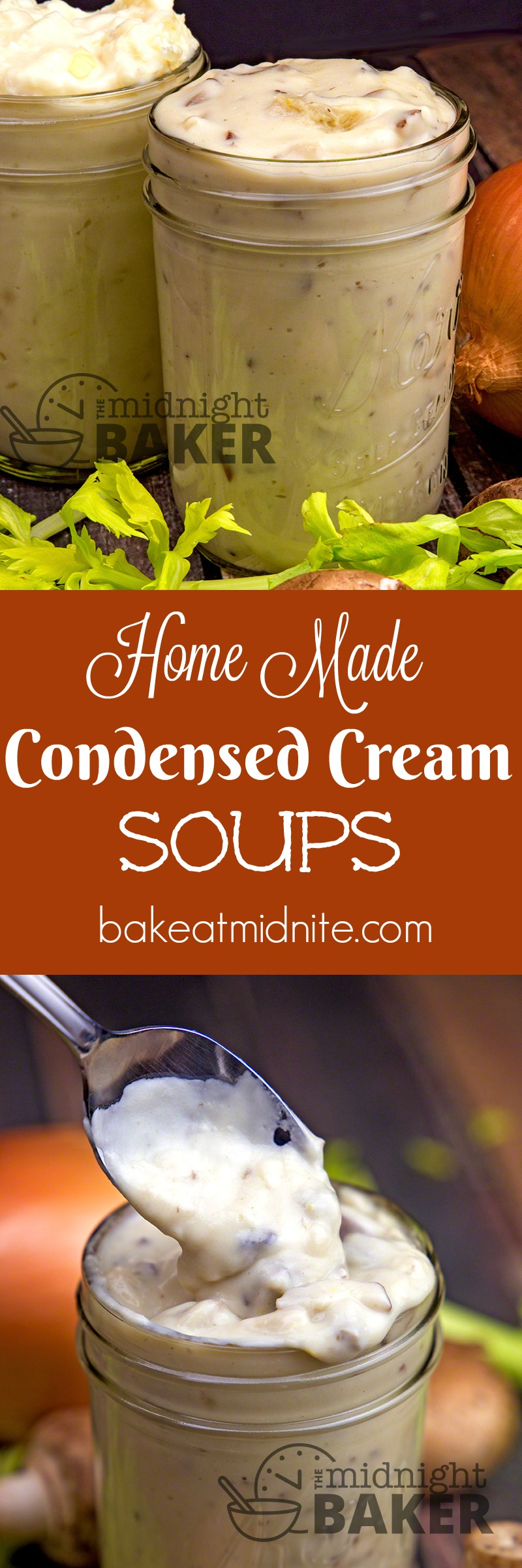 You will never use condensed cream sauce out of the can again once you try these easy and delicious homemade versions.