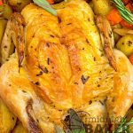 A clay pot is the secret to this succulent chicken and the natural way to cook with less fat!