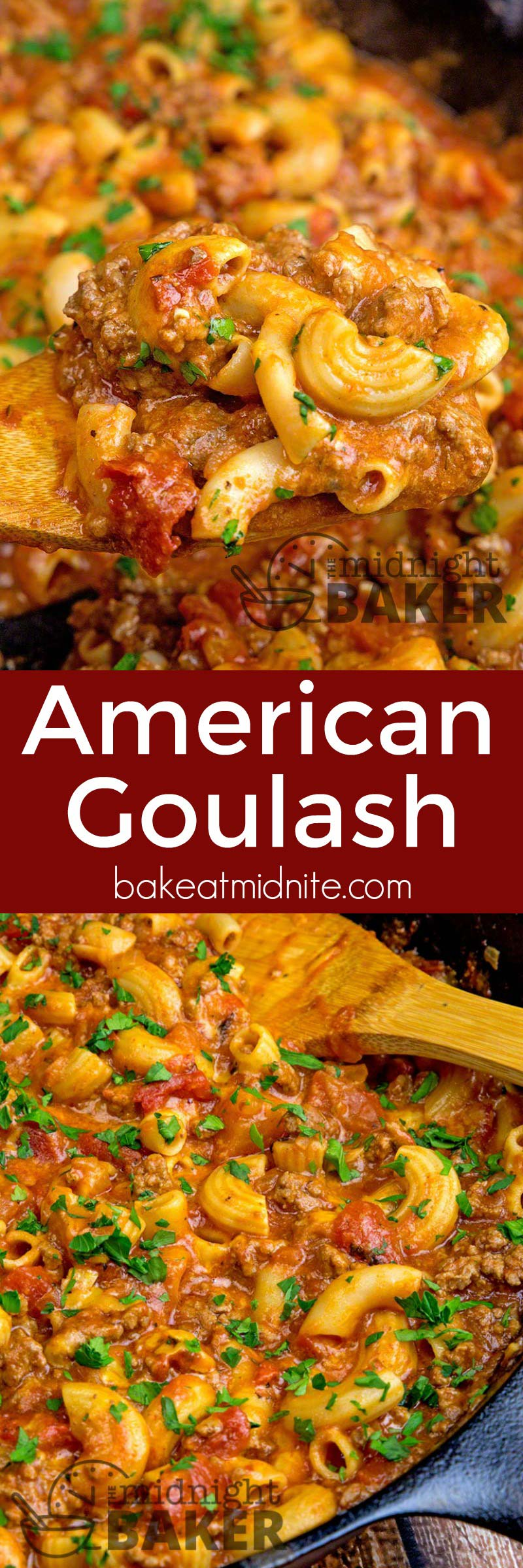 Not only is American goulash quick and easy to make, it's a delicious and timeless comfort food.