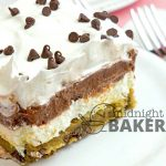 Wow the family with this delicious and easy chocolate cheesecake dessert