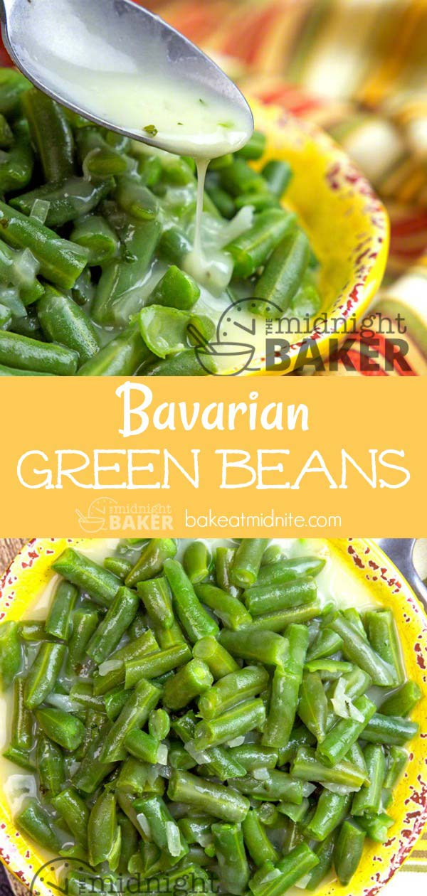 Bavarian green beans are so good, even your pickiest eater will love them