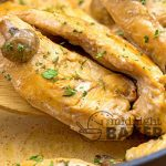 A great grown-up chicken meal. Easy to make!