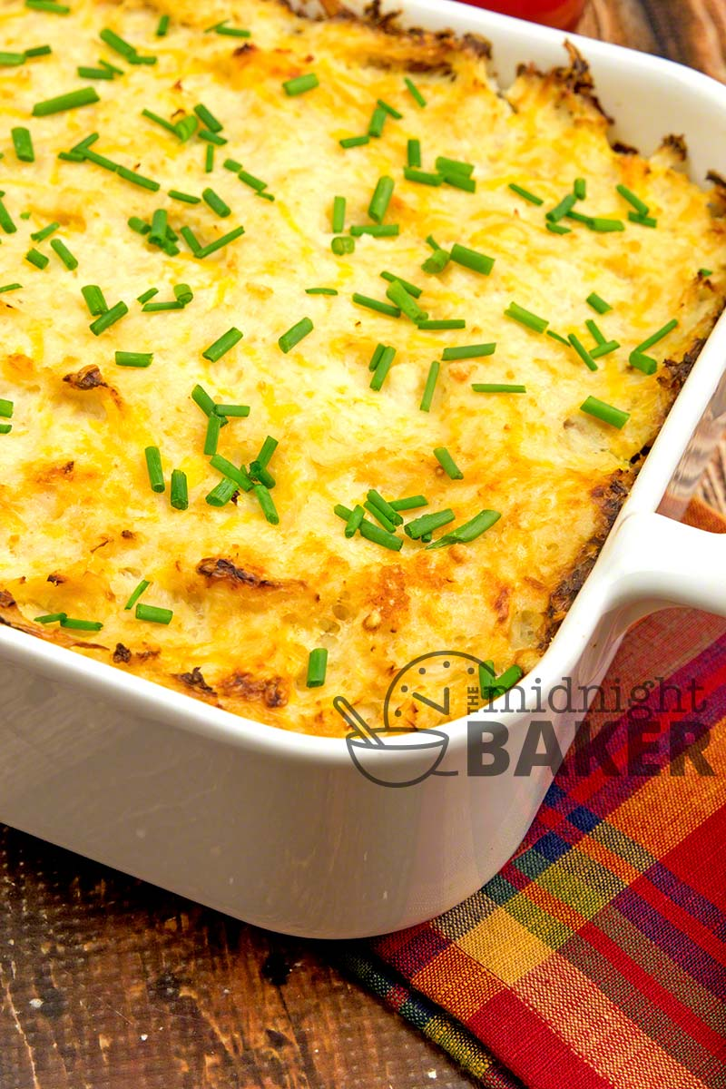 You may like this low-carb version of shepherd's pie better than the original!