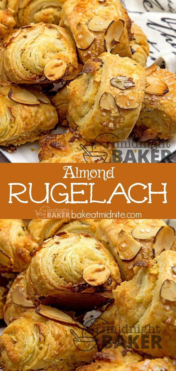This rugelach recipe is so easy, you'll make them often