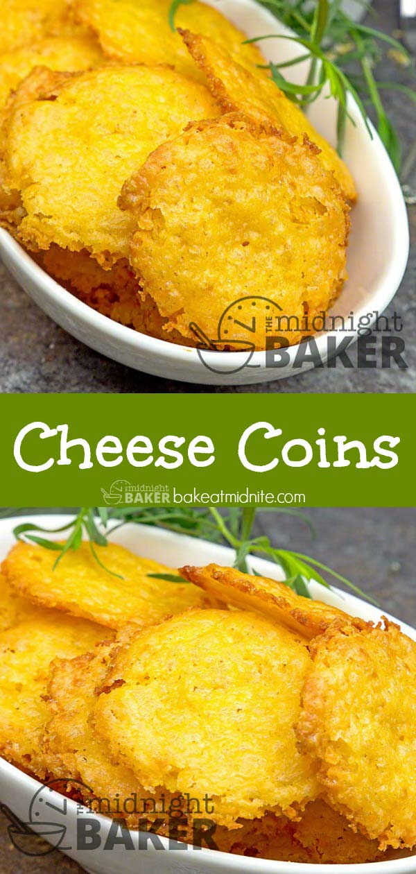 Cheddar cheese cookies that are perfect snacks