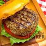 Hamburgers go to the next level with the addition of herbs and spices.. These burgers are delicious!