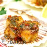 These scallops make a great Lenten meal but they're delicious all year long.