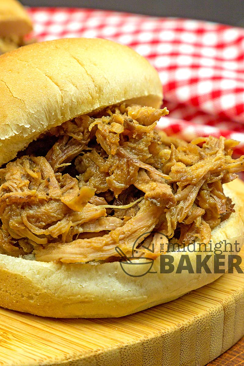 Pulled pork goes Hawaiian with this easy Instant Pot recipe.