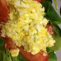 week 13: healthy egg salad