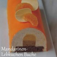 Mandarine-Lebkuchen