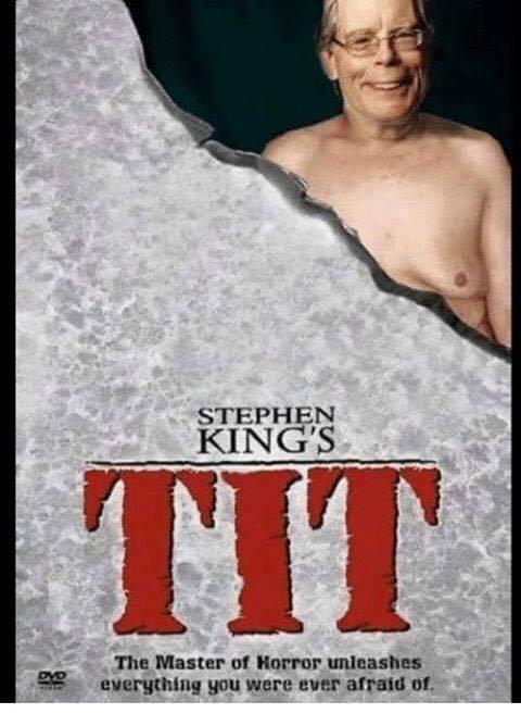 stephen kings tit