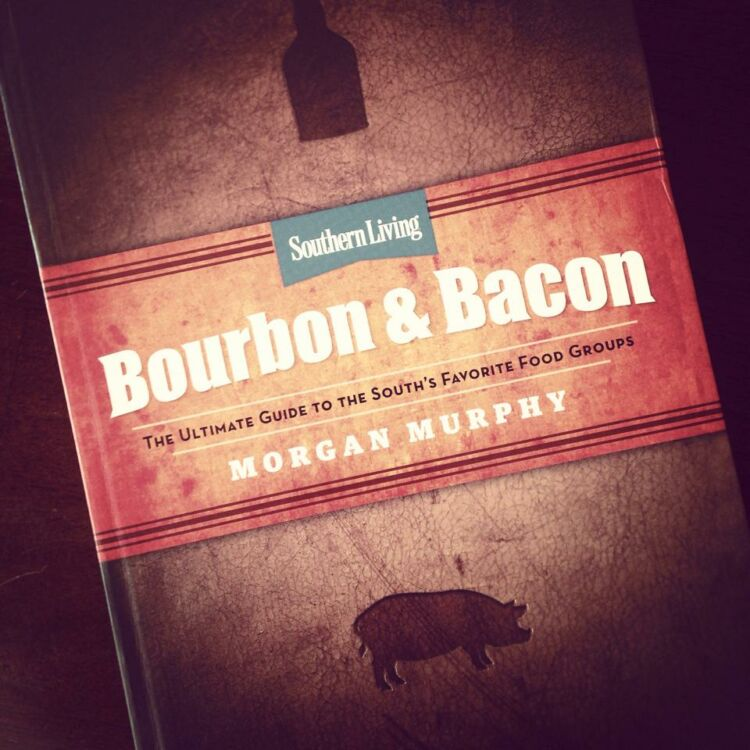 Bourbon & Bacon Party and a Southern Living Book Review