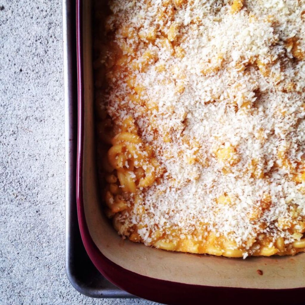 Pioneer Woman Baked Ziti Mac & Cheese