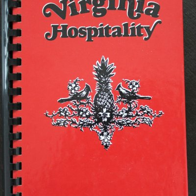 Virginia Hospitality Cookbook Giveaway!!!!