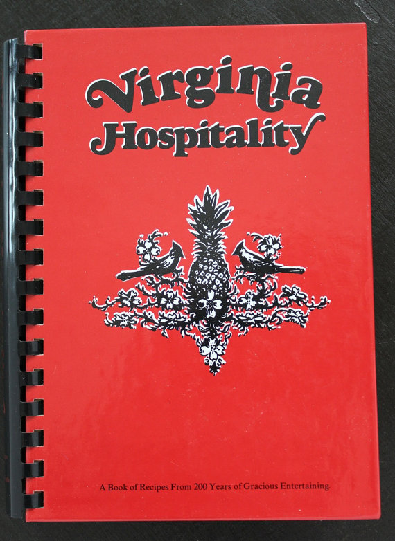 Virginia Hospitality Cookbook