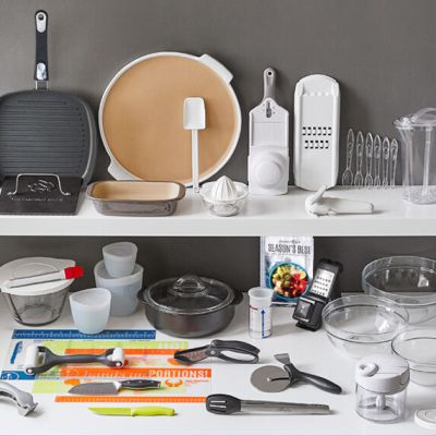 Let's Get Cooking!!!  Pampered Chef Starter Kit!!!