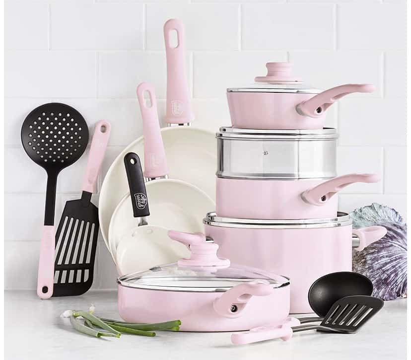 Rhiannon's Pink Kitchen Gift Guide